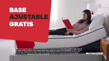 Mattress Firm Venta Semi-Anual TV Spot, 'Base ajustable' [Spanish] - Thumbnail 3