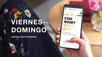 Macy's Venta de Un Día TV Spot, 'Trajes y joyas finas' [Spanish] - Thumbnail 6