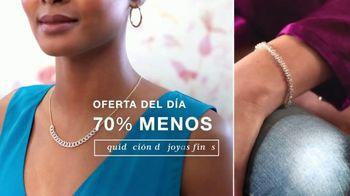 Macy's Venta de Un Día TV Spot, 'Trajes y joyas finas' [Spanish] - Thumbnail 3