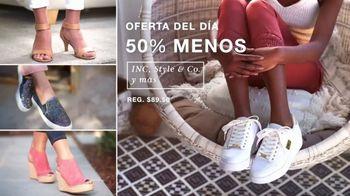 Macy's Venta de Un Día TV Spot, 'Trajes y joyas finas' [Spanish] - Thumbnail 5