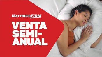 Mattress Firm Venta Semi-Anual TV Spot, 'Ahorra en las mejores marcas' [Spanish] - Thumbnail 1