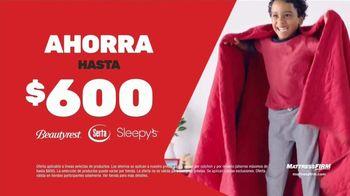 Mattress Firm Venta de Cambio de Hora TV Spot, 'King a precio queen' [Spanish] - Thumbnail 3