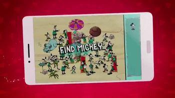 DisneyNOW TV Spot, 'Find Hidden Mickeys'