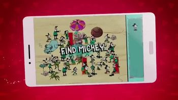 DisneyNOW TV Spot, 'Find Hidden Mickeys'