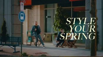 Men's Wearhouse TV Spot, 'Style Your Spring: Suits and Shirts' - Thumbnail 1