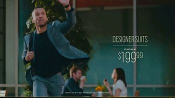 Men's Wearhouse TV Spot, 'Style Your Spring: Suits and Shirts' - Thumbnail 3