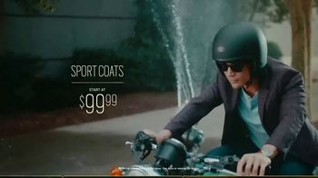 Men's Wearhouse TV Spot, 'Style Your Spring: Suits and Shirts' - Thumbnail 4