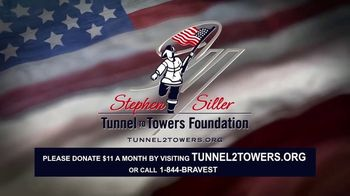 Stephen Siller Tunnel to Towers Foundation TV Spot, 'Real Life Heroes' Featuring Conor McGregor - Thumbnail 8