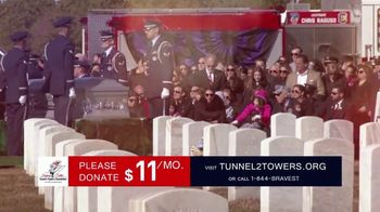 Stephen Siller Tunnel to Towers Foundation TV Spot, 'Real Life Heroes' Featuring Conor McGregor - Thumbnail 2