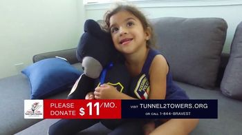 Stephen Siller Tunnel to Towers Foundation TV Spot, 'Real Life Heroes' Featuring Conor McGregor - Thumbnail 5