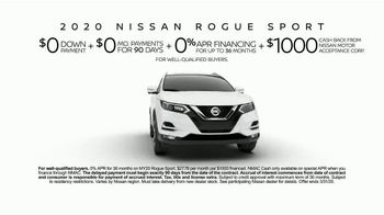 2020 Nissan Rogue Sport TV Spot, 'Moving In' Song by PRTY ANML [T2] - Thumbnail 10