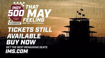 Indianapolis Motor Speedway TV Spot, '2020 Indy 500'