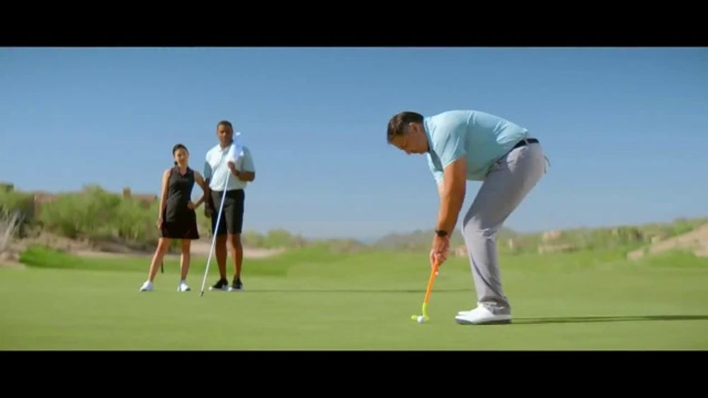 PGA TOUR Superstore TV Commercial, 'Toy Clubs' Featuring Nick Faldo