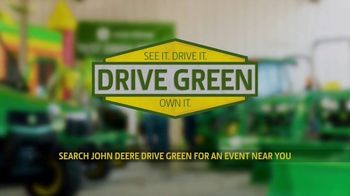 John Deere Drive Green Event TV Spot, 'Demo Days: Exclusive Savings' - Thumbnail 9