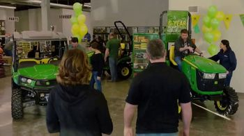 John Deere Drive Green Event TV Spot, 'Demo Days: Exclusive Savings' - Thumbnail 4