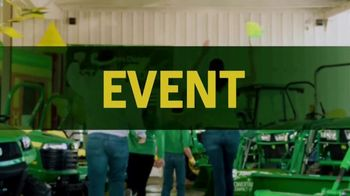 John Deere Drive Green Event TV Spot, 'Demo Days: Exclusive Savings' - Thumbnail 7
