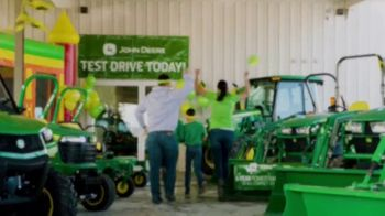 John Deere Drive Green Event TV Spot, 'Demo Days: Exclusive Savings' - Thumbnail 8