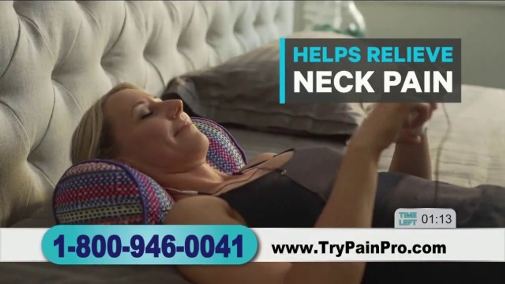 DR-HO's  Pain Therapy Pro TV Commercial, 'Drug-Free'