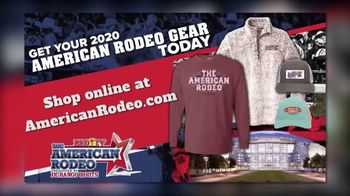 The American Rodeo TV Spot, 'Shop 2020 American Rodeo Gear' - Thumbnail 9
