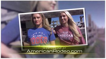The American Rodeo TV Spot, 'Shop 2020 American Rodeo Gear' - Thumbnail 2
