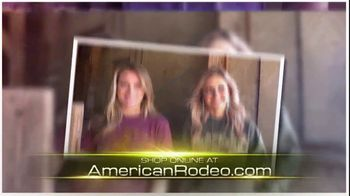 The American Rodeo TV Spot, 'Shop 2020 American Rodeo Gear' - Thumbnail 3