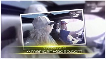 The American Rodeo TV Spot, 'Shop 2020 American Rodeo Gear' - Thumbnail 6