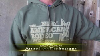 The American Rodeo TV Spot, 'Shop 2020 American Rodeo Gear' - Thumbnail 8