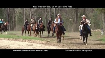 Best of America by Horseback TV Spot, '2020 Upcoming Rides'