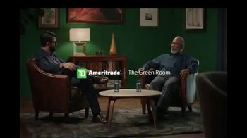 TD Ameritrade TV Spot, 'Green Room: Strategy Gut Check'