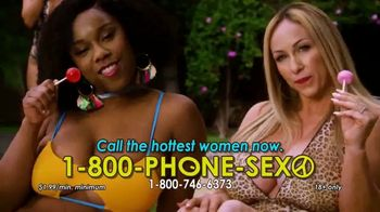 1-800-PHONE-SEXY TV Spot, 'Spice Things Up' - Thumbnail 3