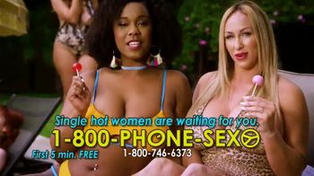 1-800-PHONE-SEXY TV Spot, 'Spice Things Up' - Thumbnail 7