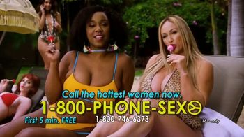 1-800-PHONE-SEXY TV Spot, 'Spice Things Up'