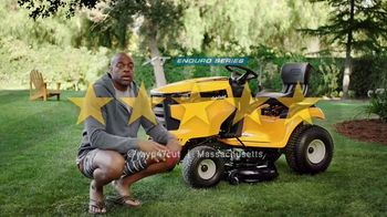 Cub Cadet TV Spot, 'Rides Like a Cloud'