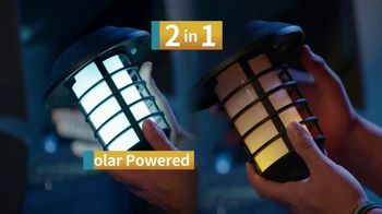 Bell + Howell Smart Solar Pathway Lights TV Spot, 'Instant Appeal' - Thumbnail 2