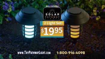 Bell + Howell Smart Solar Pathway Lights TV Spot, 'Instant Appeal' - Thumbnail 9