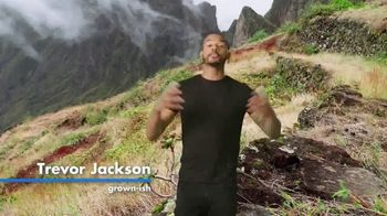 First Book TV Spot, 'Freeform: Explore' Featuring Trevor Jackson, Tommy Martinez - 4 commercial airings