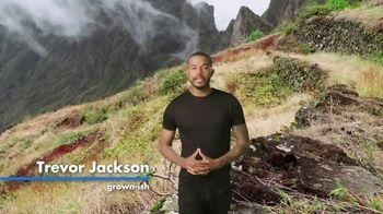 First Book TV Spot, 'Freeform: Explore' Featuring Trevor Jackson, Tommy Martinez - Thumbnail 1