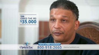 Optima Tax Relief TV Spot, 'Ted's Success Story' - Thumbnail 5
