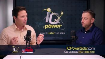 iQ Power Solar TV Spot, 'Locally Owned and Operated'