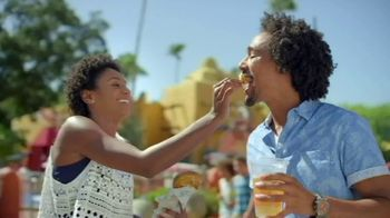 Busch Gardens Food & Wine Festival TV Spot, 'Get Adventure Island Free: Wine, Beers and Cocktails' - Thumbnail 2