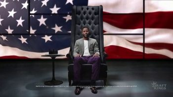 DraftKings TV Spot, 'Land Without Kings' Featuring Nate Burleson - Thumbnail 1