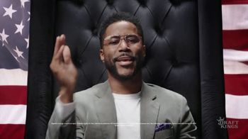 DraftKings TV Spot, 'Land Without Kings' Featuring Nate Burleson - Thumbnail 2