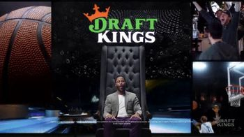 DraftKings TV Spot, 'Land Without Kings' Featuring Nate Burleson - Thumbnail 3
