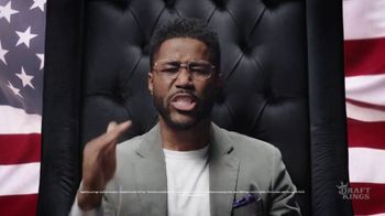 DraftKings TV Spot, 'Land Without Kings' Featuring Nate Burleson - Thumbnail 6