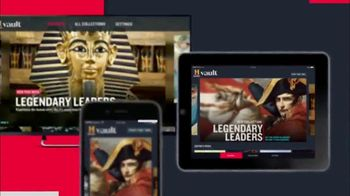History Vault TV Spot, 'History Documentaries' - Thumbnail 5