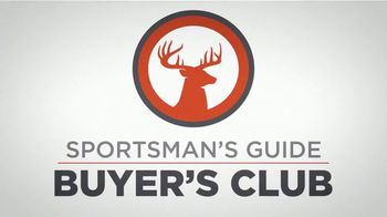 The Sportsman's Guide TV Spot, 'Buyers' Club' - Thumbnail 1