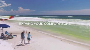 Home Oxygen 2-U Portable Oxygen Concentrator TV Spot, 'Beach' - Thumbnail 2