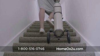 Home Oxygen 2-U Portable Oxygen Concentrator TV Spot, 'Beach'