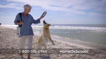 Home Oxygen 2-U Portable Oxygen Concentrator TV Spot, 'Beach'