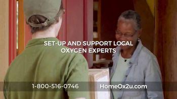 Home Oxygen 2-U Portable Oxygen Concentrator TV Spot, 'Beach' - Thumbnail 7